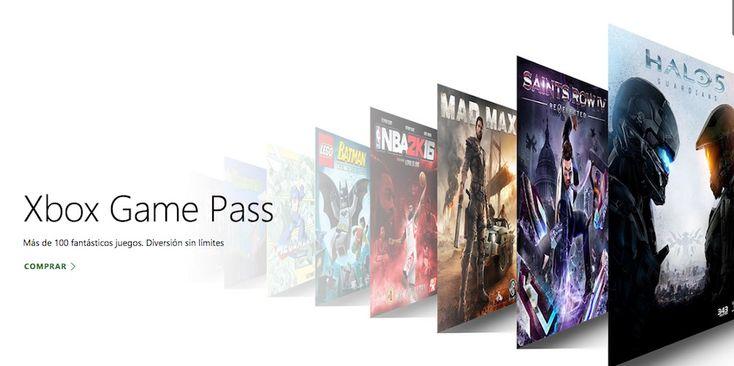 xbox-1 Se lanza Xbox Game Pass: Un catálogo único de juegos online