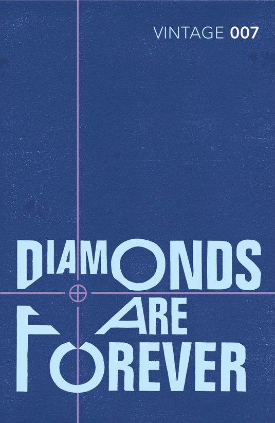 14 new cover designs for James Bond books | Creative Bloq