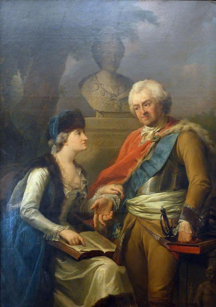 National_Museum_in_Poznan_-_rodzice_króla_Poniatowskiego.JPG (2016×2864)