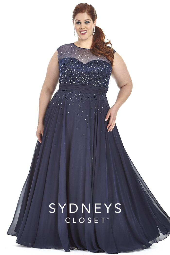 48 best Plus Size Dresses images on Pinterest