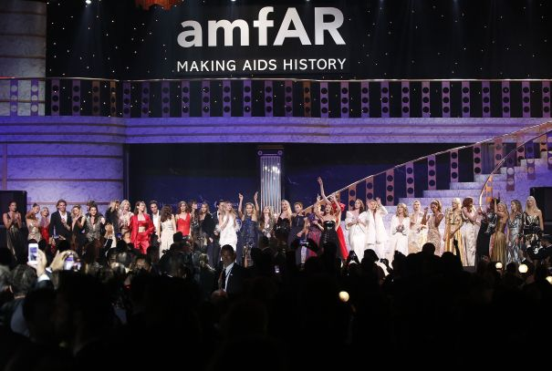 24th amFAR Cannes Gala Raises $20 Million As Harvey Weinstein Vows To Bring Silicon Valley To The Fight Against Aids