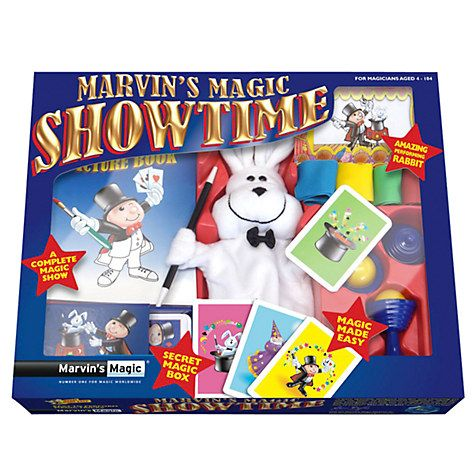 Buy Marvin's Magic: Showtime Online at johnlewis.com