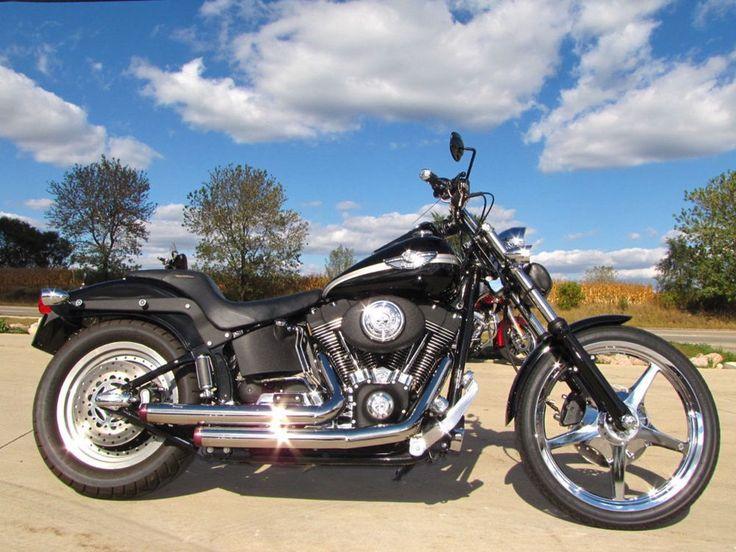 New  Harley Davidson Softail NIGHT TRAIN FXSTB