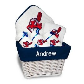 8 best cleveland indians baby gifts images on pinterest houston astros medium basket a 6 items houston astros at designs by chad jake personalized baby gifts negle Images