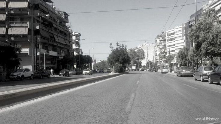 H Αθήνα τον Δεκαπενταύγουστο #city #Athens #August