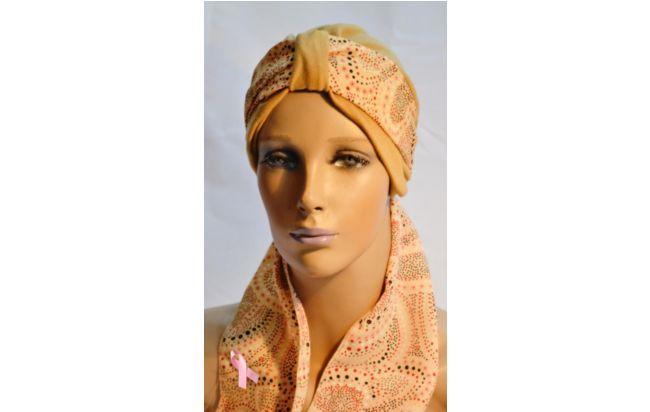 turbantes quimio - oncologicos