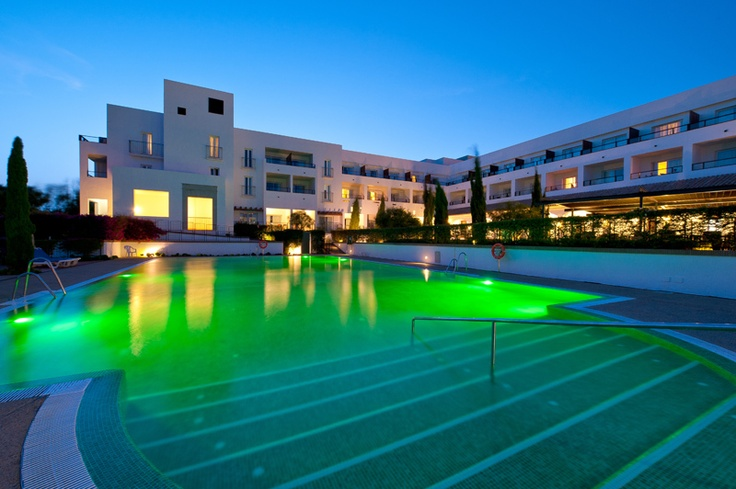 Una de las piscinas de Fuerte Conil-Costa Luz | Pool | #Spain #holiday