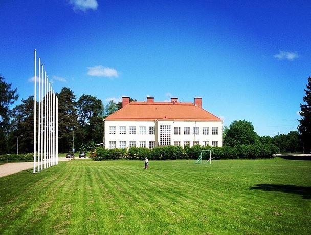 Finnish Lutheran Mission, headquarters in Ryttylä, Finland.