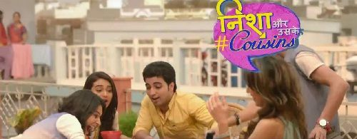 Nisha Aur Uske Cousins 3rd December 2014 Star plus HD episode A new show case on India's most popular entertainment channel i.e. Nisha Aur Uske Dost from one of the famous Bodhi Tree Production house directed by Sukesh Motwani featured Aneri Vajani as Nisha Ramesh Gangwal, Heri Daruwala as Kirti Alam , Parv Kaila as Suketu Ramesh Gangwal , Barbie jain as