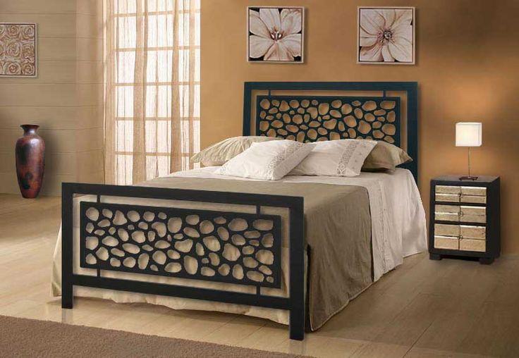 Eisenbett STEINE. Ihr Online-Shop für Design Betten aus Schmiedeeisen.