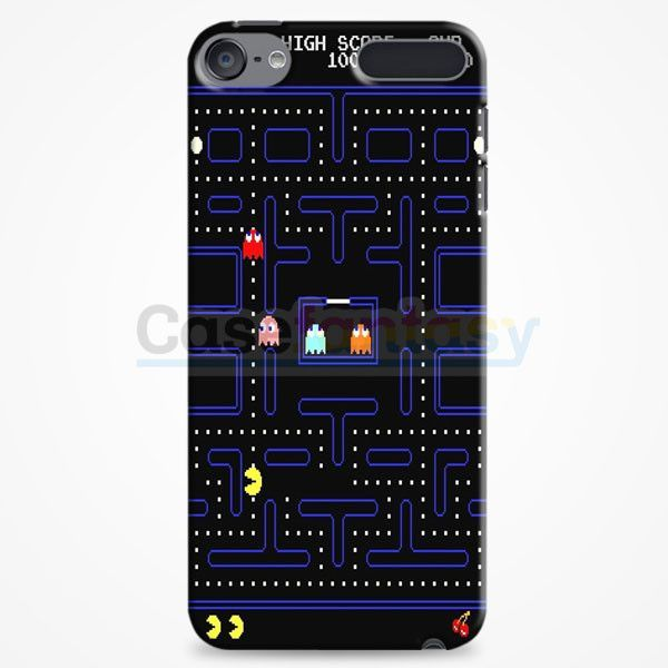 Pacman Game iPod Touch 6 Case | casefantasy