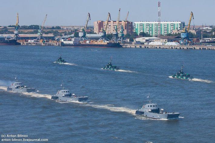 «День ВМФ России 2015 - Астрахань» в блоге «Армия и Флот» - Сделано у нас