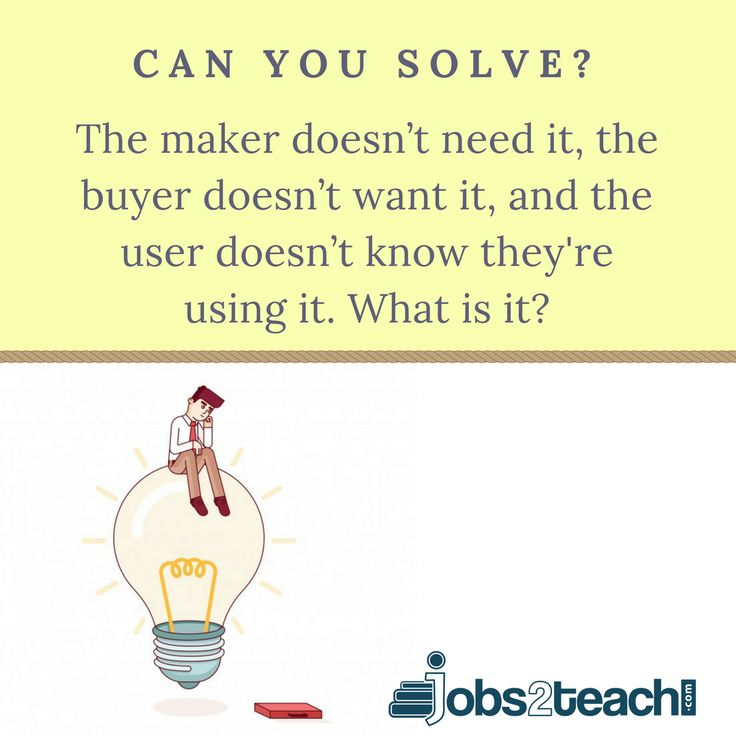 Can you answer this? If not ask your teacher.  #riddle #puzzle #thursday #thursdayriddle #thinkthisthursday #canyousolve #canyouanswer #solveriddle #puzzlegame #puzzlesolving #puzzlepiece #tricks #teacher #answerteachers #schoolteachers #Teachingjobs #riddles #quizday #Jobs2teach