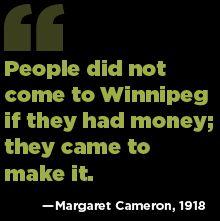 Winnipeg, 1918.