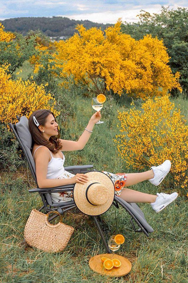 Repost Purpurdaria Das Besondere An Lafuma Und Speziell Diesen Relaxmobeln Ist Die Nachhaltige Produktion Hintergrund Diese Gartenmobel Garten Ideen Garten