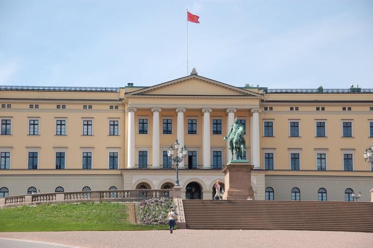 The Royal Palace, Oslo Norway