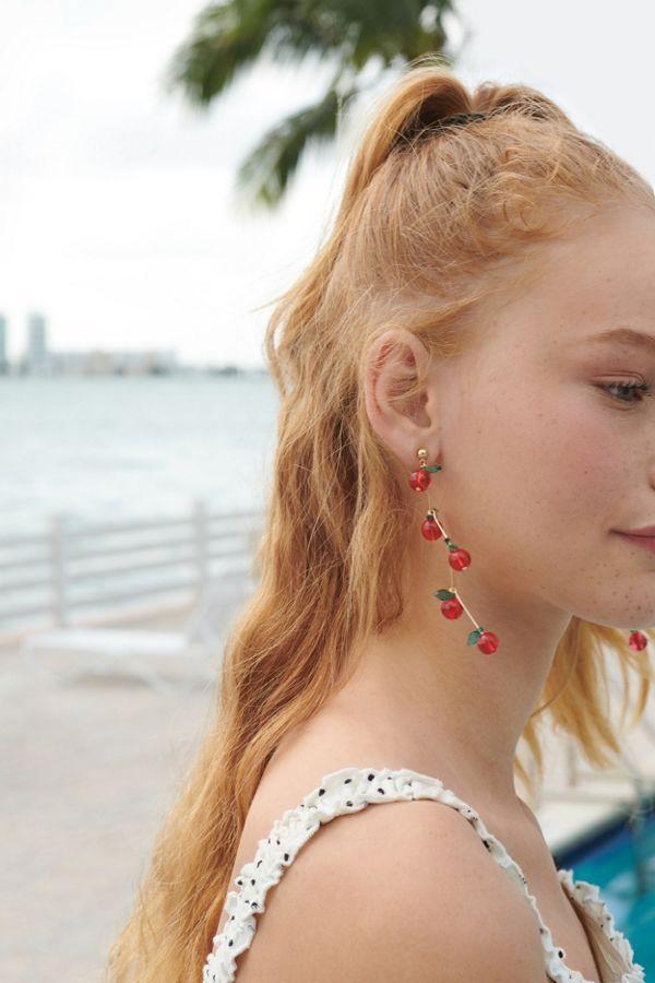 Pineapple Shape Drop Dangle Earrings Fashion Jewelry For Women Gift Hot