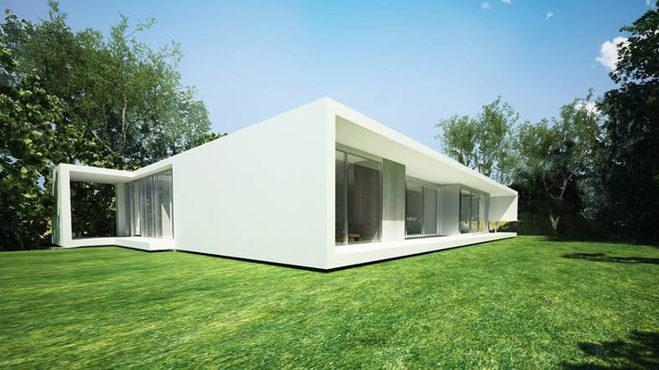 Minimalistyczna architektura