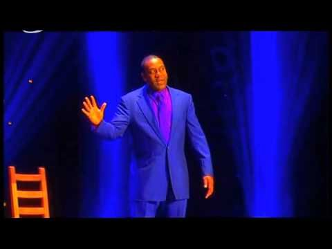 Lenny Henry Live At The Hackney Empire - So Much Things To Say.  https://www.youtube.com/watch?v=TCU1a5ZOvhY