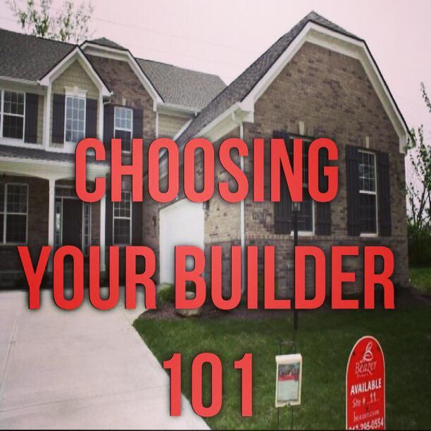 Check us out on our home building journey how to choose for How to choose a builder for your house