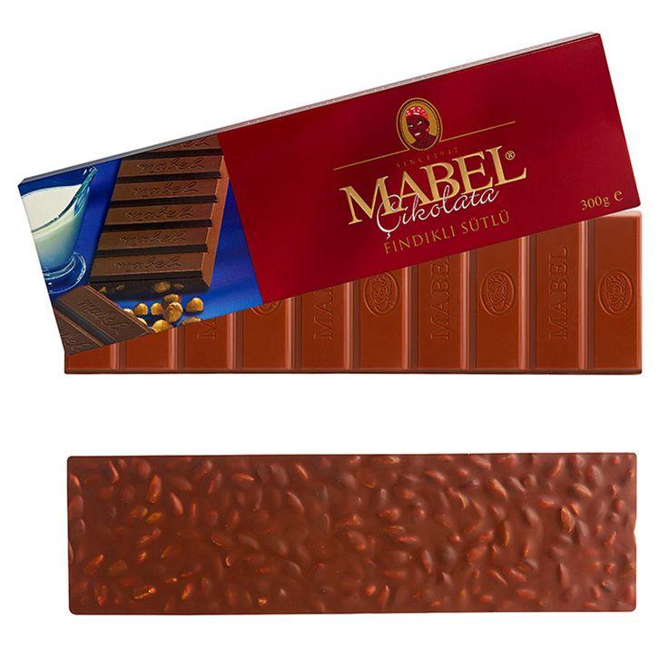 Tadı damağımızda kalan enfes Beyoğlu Çikolatası Geleneksel Mabel Lezzetinde.