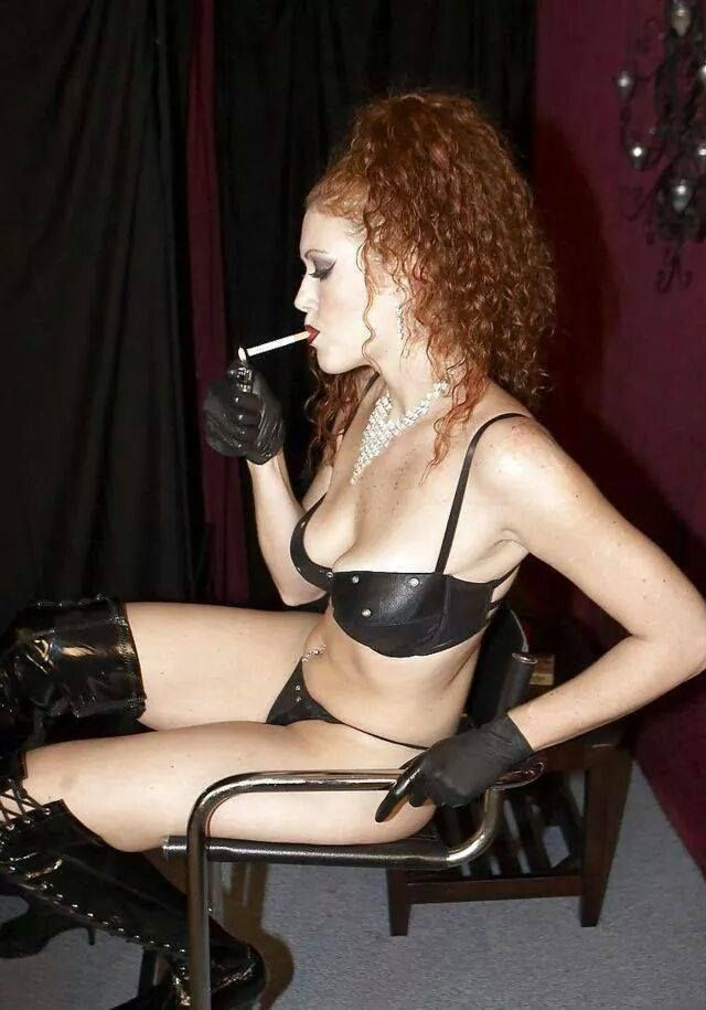 2 les femdom smoking girls special selection for smoker58