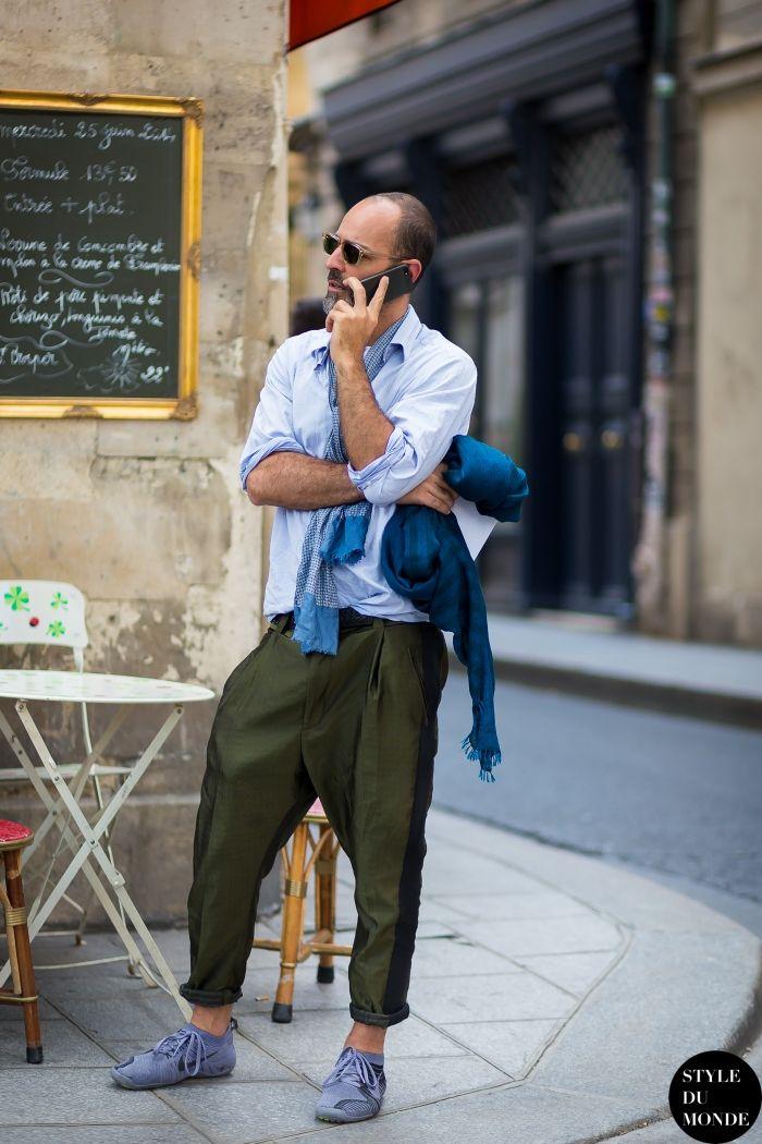 Haider Ackermann outfit Street Style Street Fashion by STYLEDUMONDE Street Style Fashion Blog