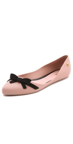 Melissa Trippy Flats | SHOPBOP | Use Code: EXTRA25 for 25% Off Sale Items