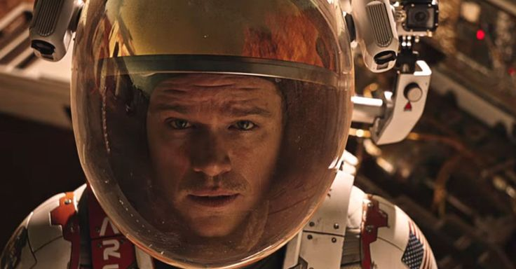 'The Martian' review: Matt Damon, and the movie, are stellar