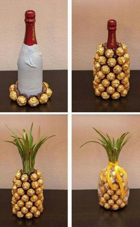 Wine and chocolate pineapplePosted by iBleeedorange