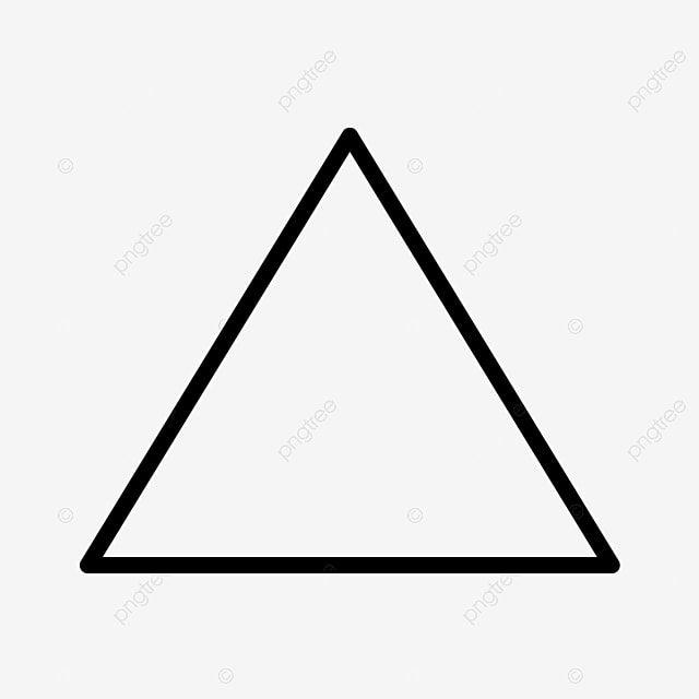Treugolnik Linii Chernyj Znachok Vektor I Png Geometric Lines Black And White Lines Line Background