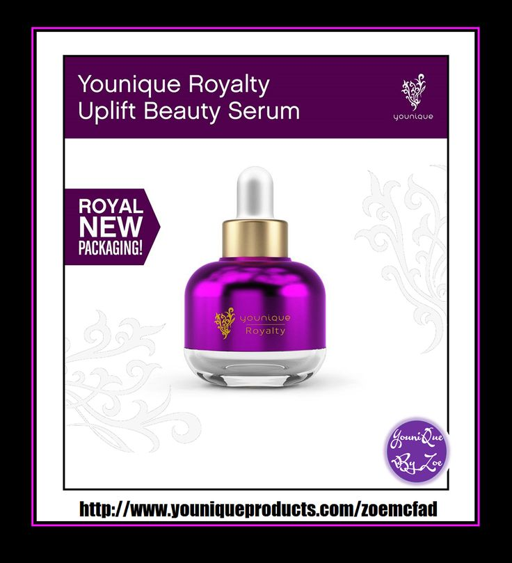 Royalty Uplift Beauty Serum Replenishes, moisturizes, and reduces the appearance of fine lines and wrinkles #YOUNIQUE #australia #newzealand #germany #spain #france #canada #usa #uk #mexico #hongkong #beauty #makeup