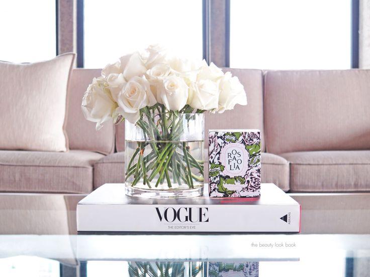 Diptyque Rosafolia The Beauty Lookbook Look BooksWhite