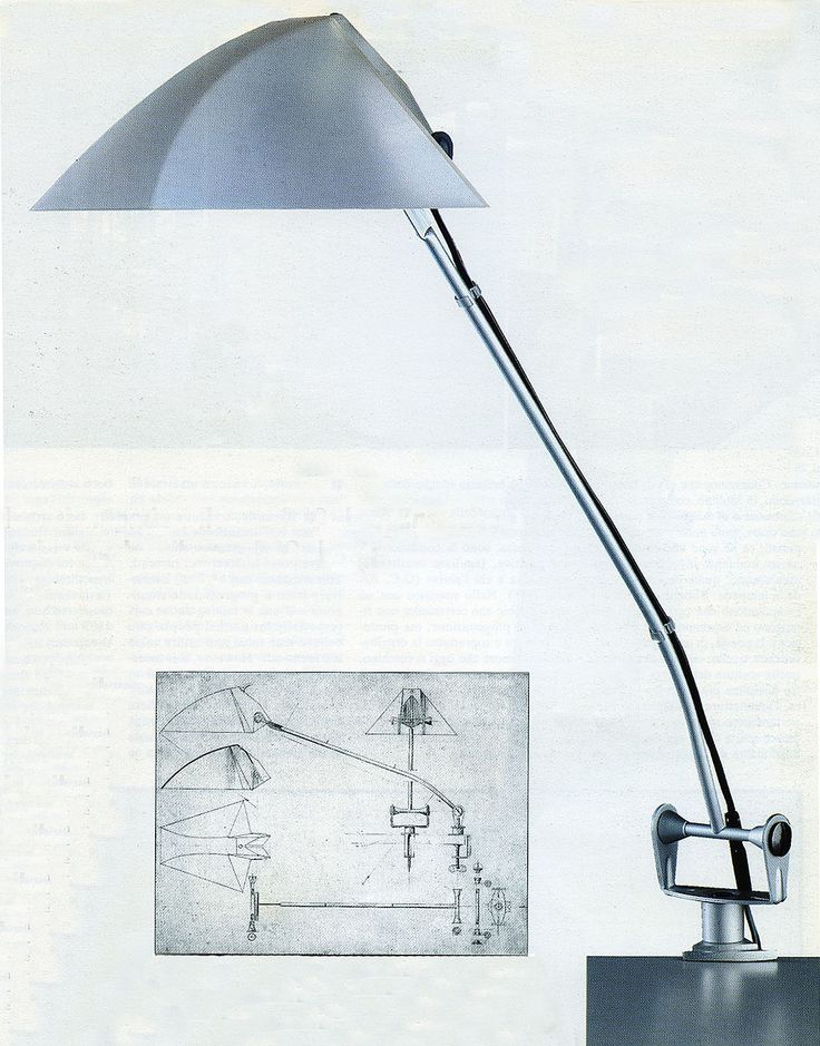 Riva: Dilem E63 Lamp (For Fontana Arte,1991)