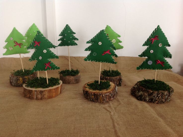 My christmas forest