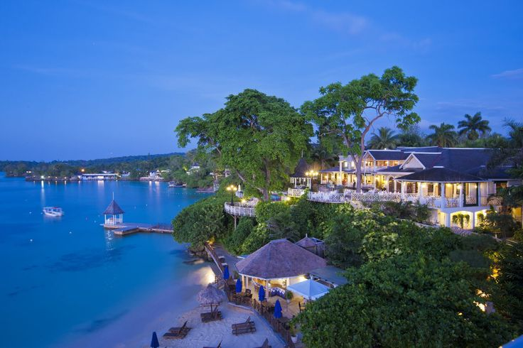 All Inclusive Jamaica Honeymoon: Sandals Royal Plantation @ Ocho Rios, Jamaica #sandals