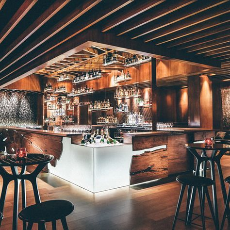 75 Best Bar Design Images On Pinterest | Restaurant Design, Restaurant  Interiors And Bar Designs
