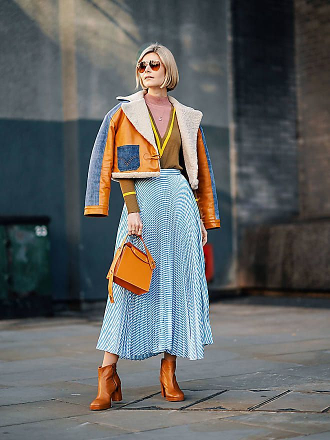 The best of street style from London Fashion Week 2019 2