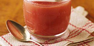 Découvrez la recette Compote rhubarbe-fraise au mascarpone et miettes de flocons d'avoine sur cuisineactuelle.fr.