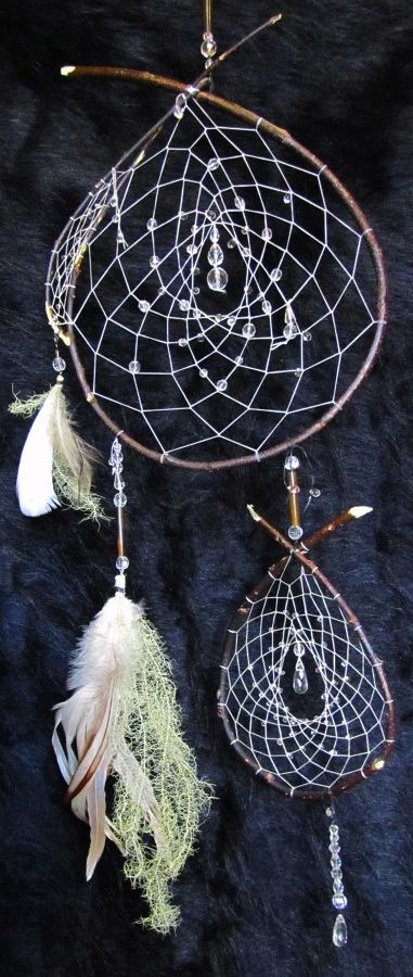 ☆ Dakota Dream Catcher :¦: Etsy Shop: Crowshadow ☆