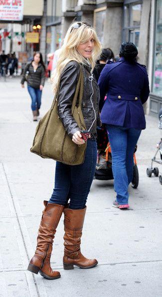 Marla Maples Photos: Marla Maples Runs Errands in NYC