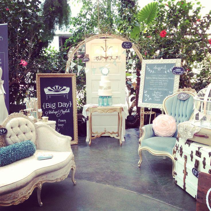 Wedding Fair Ideas: 93 Best Images About Bridal Show Display Ideas On Pinterest