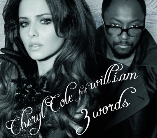 3 words by Cheryl Cole feat. Will. I. Am makes a great warm-up song!