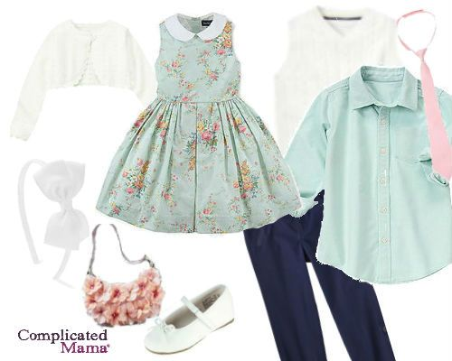 ba435983e9a  Sibling Style  7 Easter Outfits For Sister u0026 Brothers