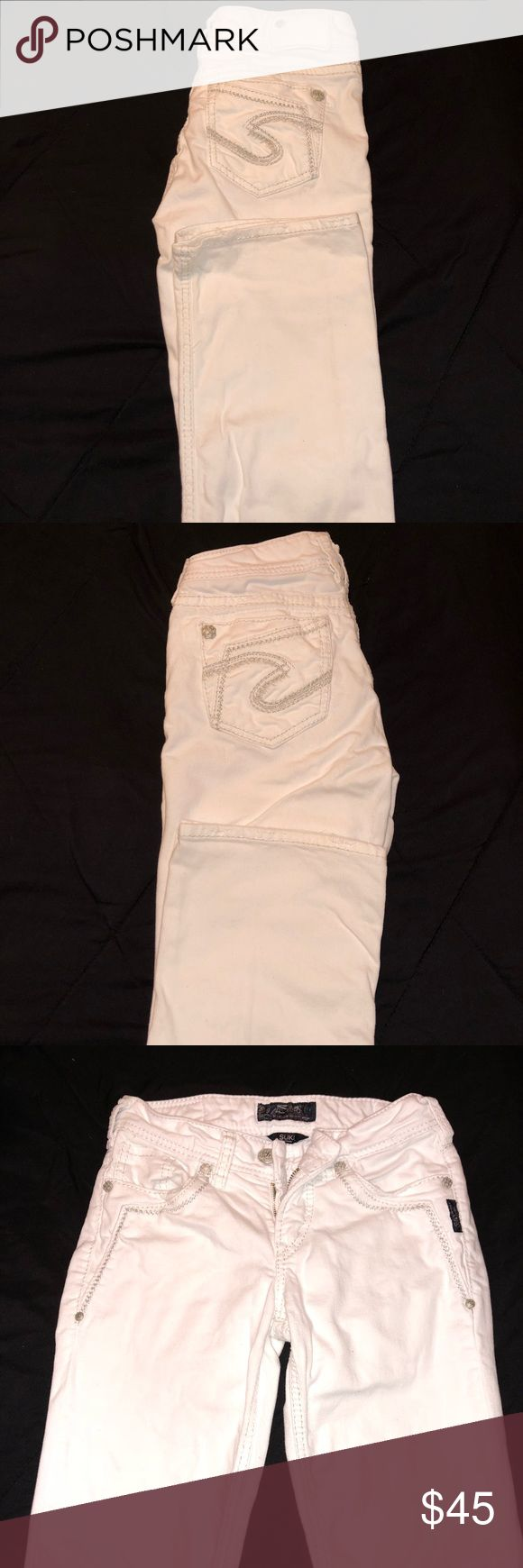 Women's silver jeans Brand new never worn too small for me Smoke and pet free home  Open to all offers Silver Jeans Jeans Boot Cut
