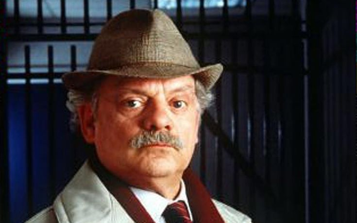 """DI William """"Jack"""" Frost (David Jason) was an old-school no-nonsense copper who believed in traditional policing in A Touch of Frost. The ITV series ran from 1992 to 2010 and was a radical departure for Jason, who'd previously been famed for comic roles in shows such as Open All Hours and Only Fools and Horses."""