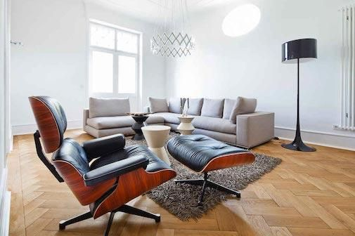Top 10 Ideas On Where To Place Your Eames Chair Replica In 2020 Eames Lounge Chair Replica Eames Lounge Chair Chair And Ottoman