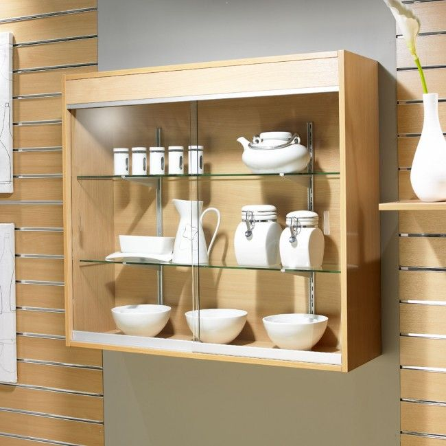 Exceptional Wall Mounted Showcase1 | Crackers Unit | Pinterest | Wall Mount, Walls And  Slat Wall