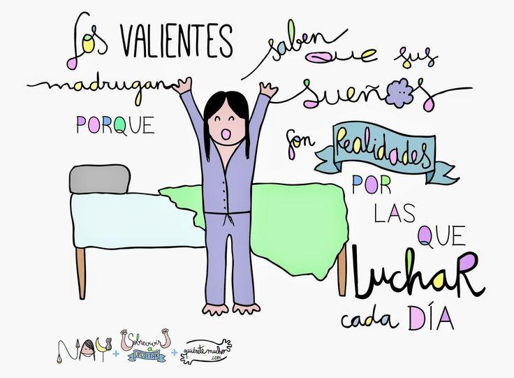El valor de conseguir los sueños ~ Sobrevivir a opositar sin volverse loco