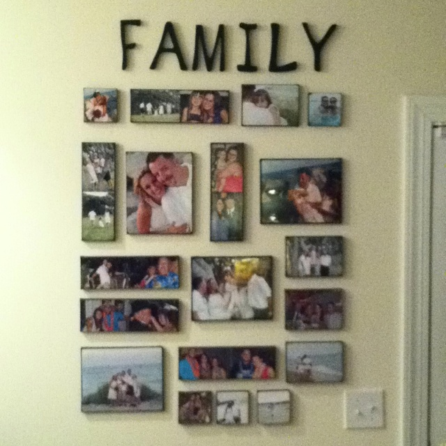 Best 25+ Canvas wall collage ideas on Pinterest | Canvas ...